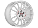 Oz Superturismo Evoluzione WRC RACE WHITE RED LETTERING(W0185220033)