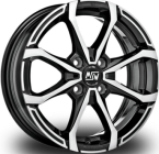 Msw X4 Black Polished GLOSS BLACK FULL POLISHED(W19284002T56)