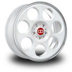 Oz Anniversary 45 White RACE WHITE DIAMOND LIP(W01A08052WD)