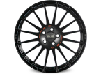 Oz Superturismo GT Black MATT BLACK RED LETTERING(W0168605279)