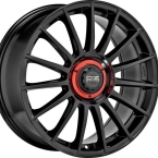 Oz Superturismo Evoluzione GLOSS BLACK + RED LETTERING(W01852202M4)