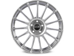 Oz Superturismo LM MATT RACE  SILVER BLACK LETTERING(W0185400619)
