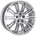 Wheelworld WH18 silver full machined(11280)
