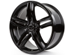 Wheelworld WH11 Black glossy painted(16871)