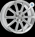 Wheelworld WH28 Race silver painted(13632)