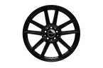 Wheelworld WH30 Black glossy painted(15856)