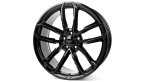 Wheelworld WH33 Black glossy painted(13051)