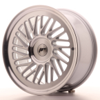 JAPAN RACING JR27 BLANK Silver Machined Face(JR271885XX4074S-5x108-40)