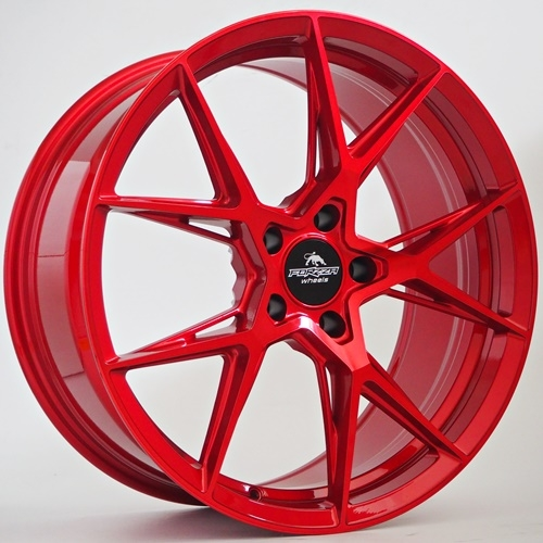 Forzza Oregon Candy Red