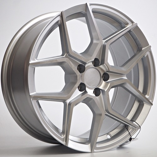 CB Design RKW60 Silver Face Machined