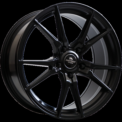 Forzza Ultra Satin Black