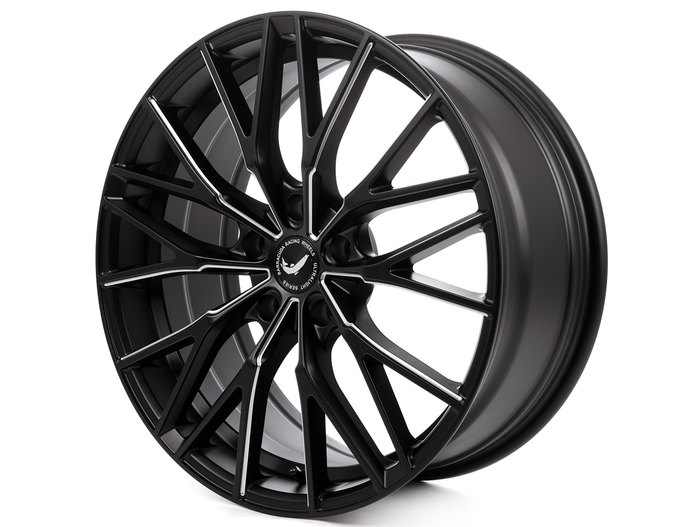 Barracuda Project 3.0 Mattblack Puresports gefr?st
