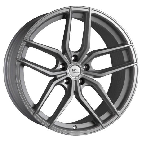 OCEAN WHEELS FF1 Silver matt