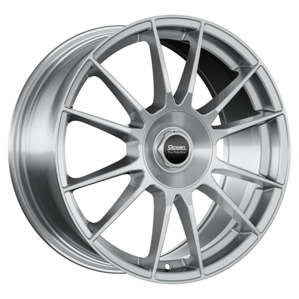 OCEAN WHEELS Light Bright Silver