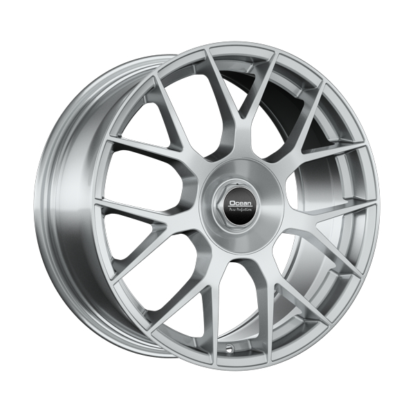 OCEAN WHEELS Race Bright Silver