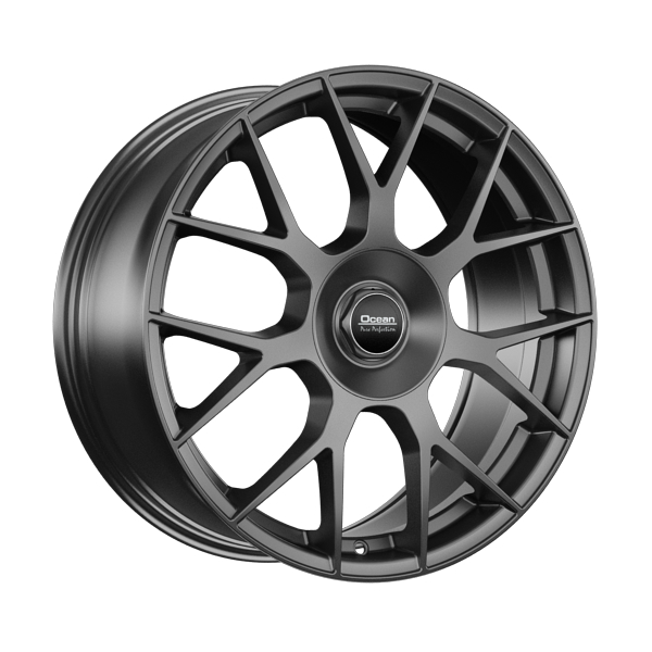 OCEAN WHEELS Race Gun Metal
