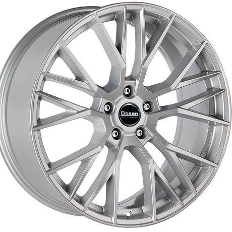 OCEAN WHEELS Gladio Silver