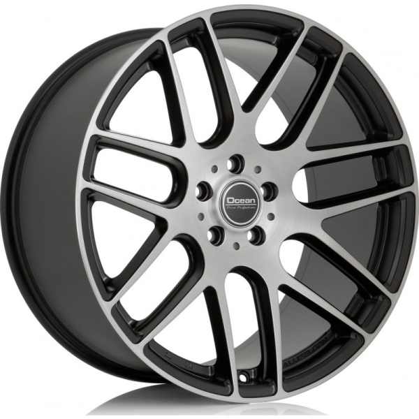 OCEAN WHEELS Caribien Black matt polish
