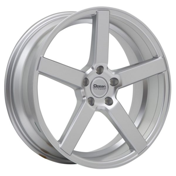 OCEAN WHEELS Cruise Bright silver