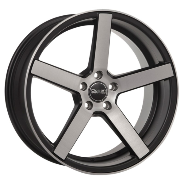 OCEAN WHEELS Cruise Concave Black matt polish