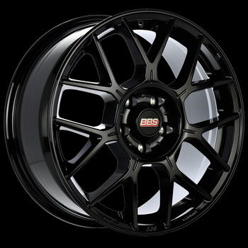 BBS XR NOIR BRILLANT
