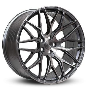 Imaz Wheels FF533 Glossy TTNM Brush