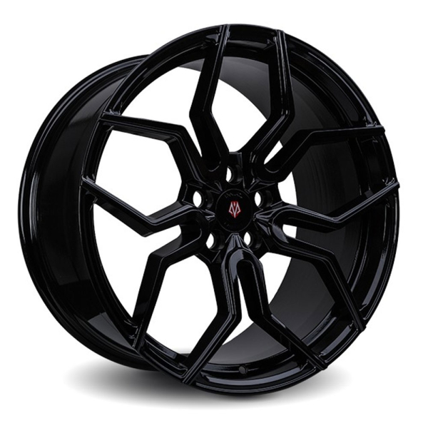 Imaz Wheels FF551 Black