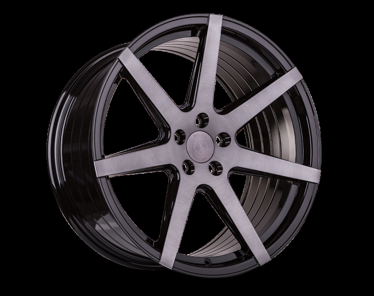 Imaz Wheels FF556 DARK TINT BRUSH