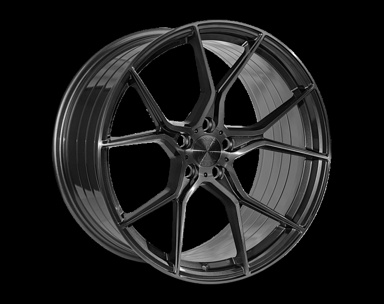 Imaz Wheels FF588 DGM BRUSHED FACE