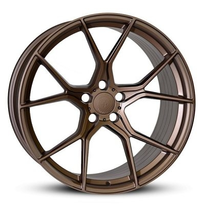 Imaz Wheels FF588 MATT BRONZE