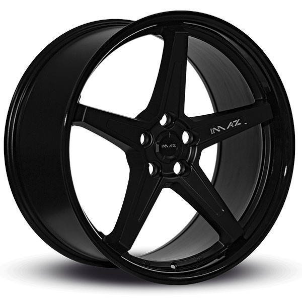 Imaz Wheels FF660 BLACK BL-LIP