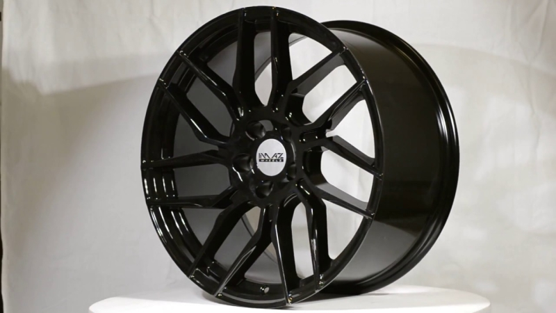 Imaz Wheels IM12 Black