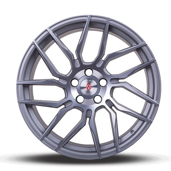 Imaz Wheels IM12 Brushed TTNM