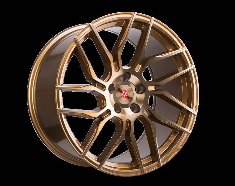 Imaz Wheels IM12 Glossy Bronze