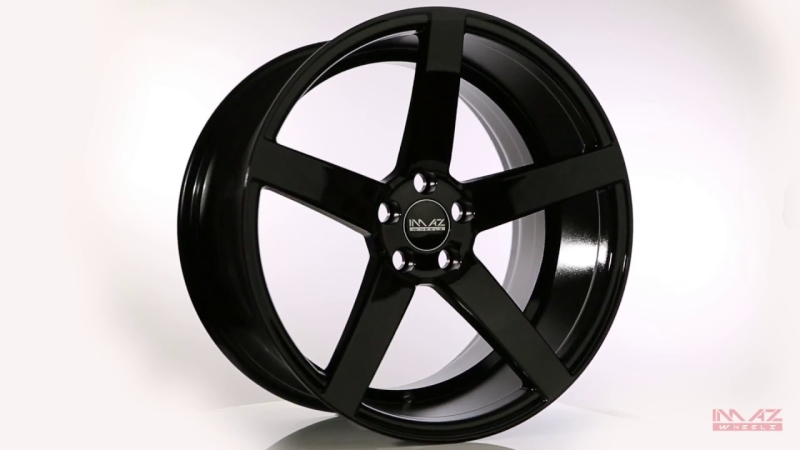 Imaz Wheels IM3 Black