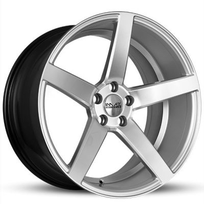 Imaz Wheels IM3 Silver