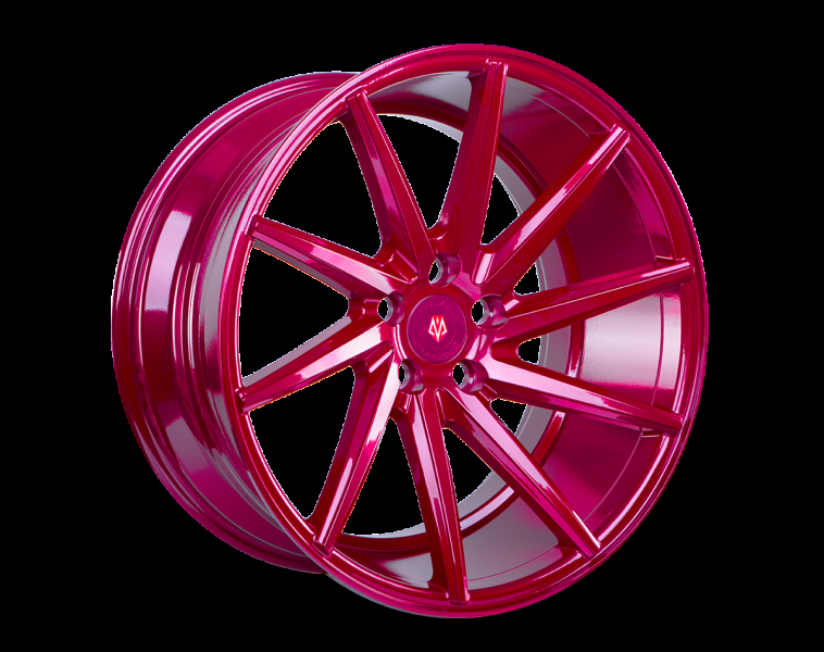 Imaz Wheels IM5L Candy Red