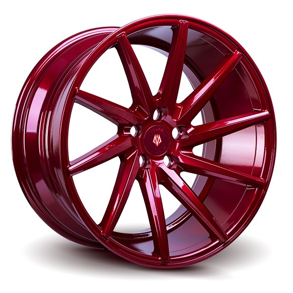 Imaz Wheels IM5R Candy Red
