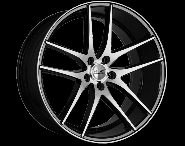 Imaz Wheels IM7 B-P