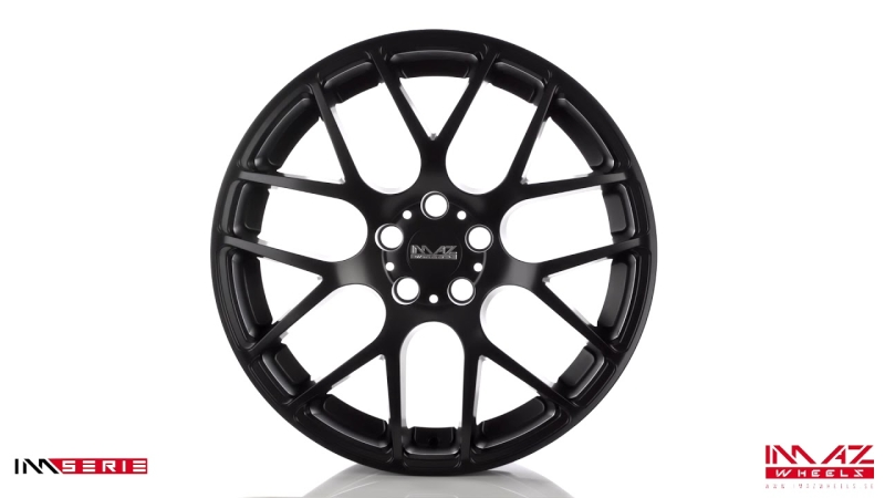 Imaz Wheels IM8 Black