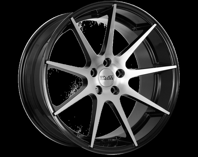 Imaz Wheels IM9 B-P