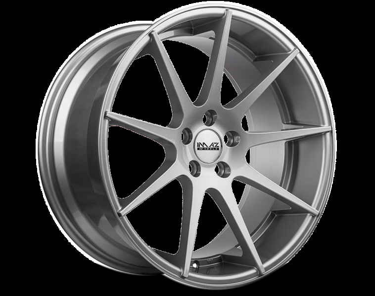 Imaz Wheels IM9 Silver