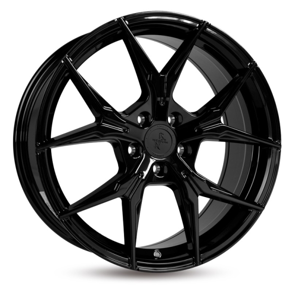Keskin KT19 BLACK  PAINTED BLACK  PAINTED