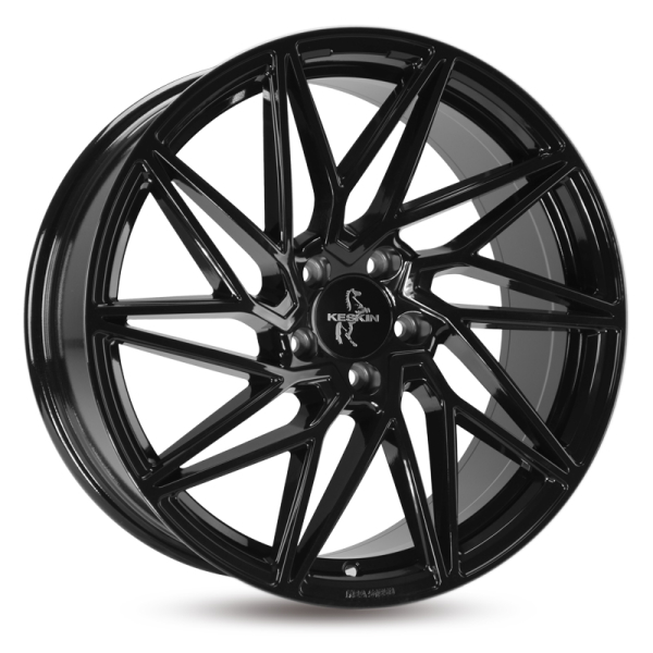 Keskin KT20 BLACK PAINTED BLACK PAINTED