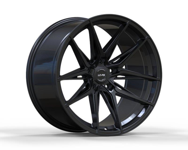 LC LC-P3 Glossy Black