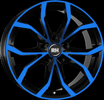 RH Alurad DF Energy color polished - blue