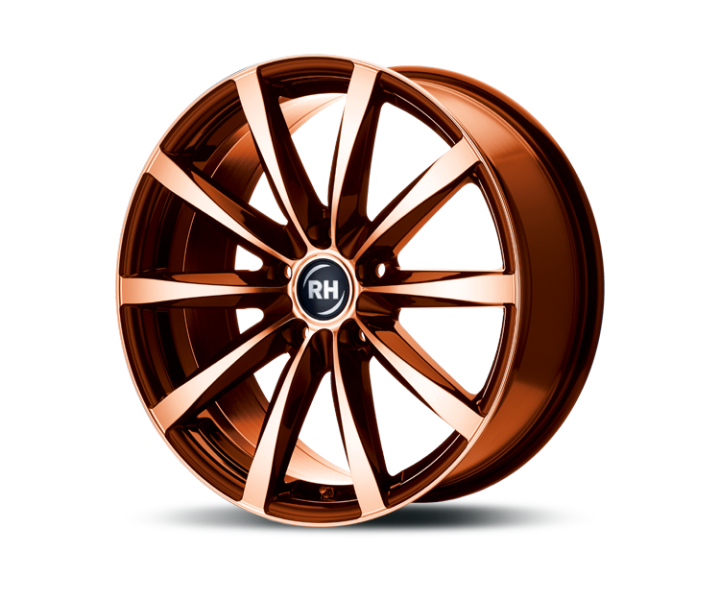 RH Alurad GT color polished - orange