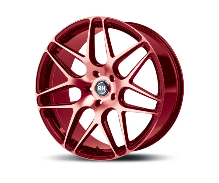 RH Alurad RB11 color polished - red
