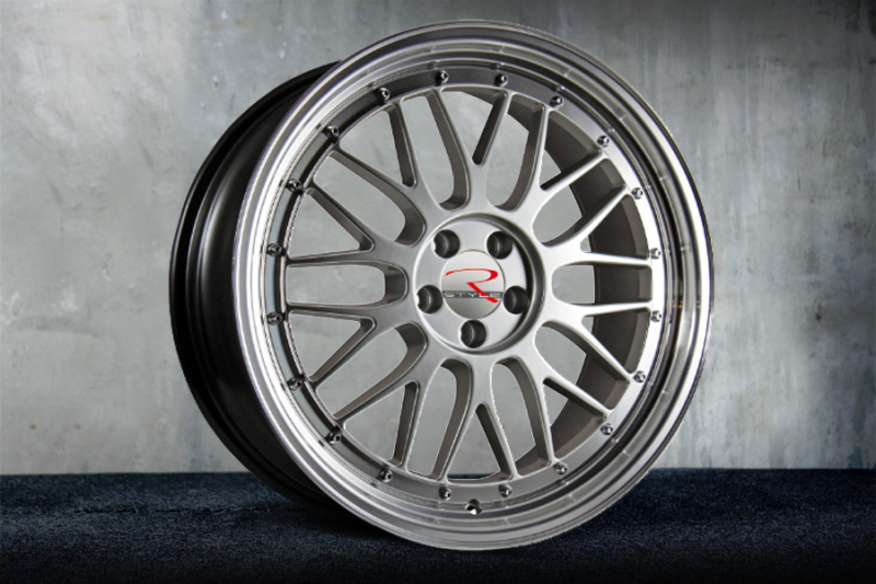 RSW RS03 Silver / Poleret