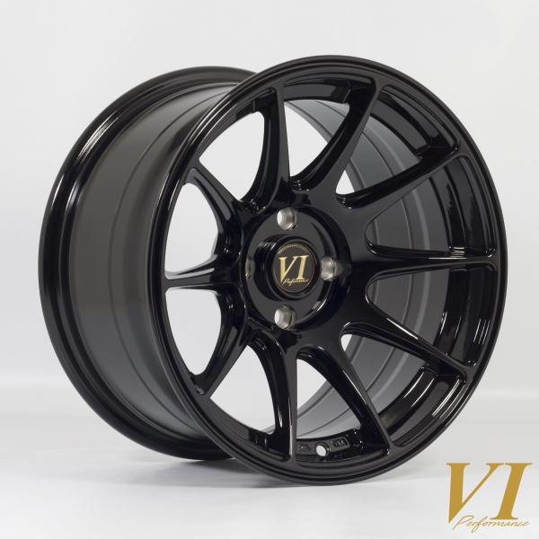 6Performance BDR Black